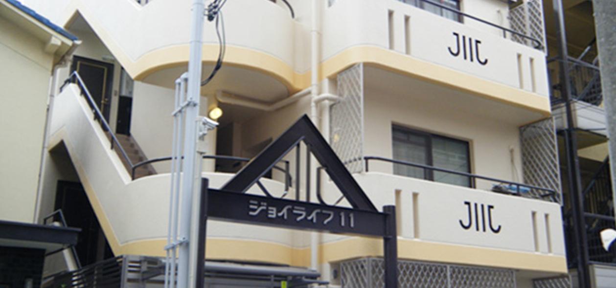 外壁塗装 【淀川区 賃貸マンション】
