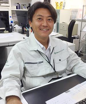本社課長 長谷川 慶