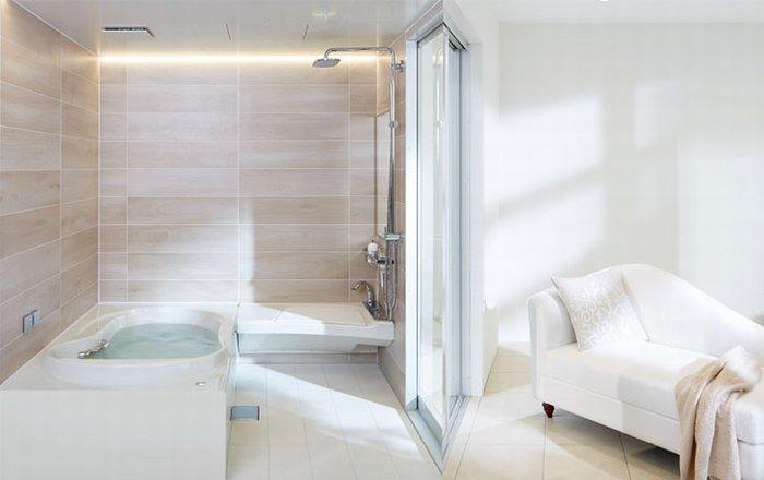 リプロハウスの浴室リフォーム
